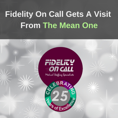 Fidelity On Call Gets A Visit From The Mean One blog image