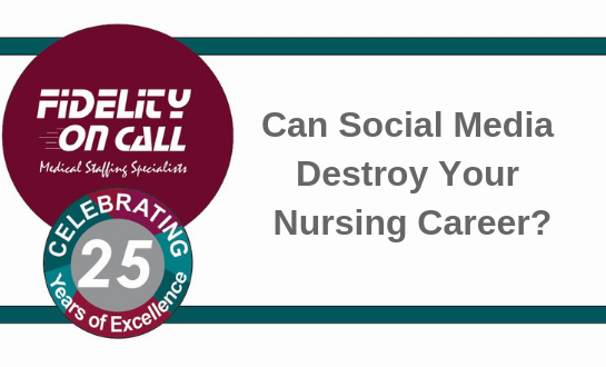 Can social media destroy your career blog post image