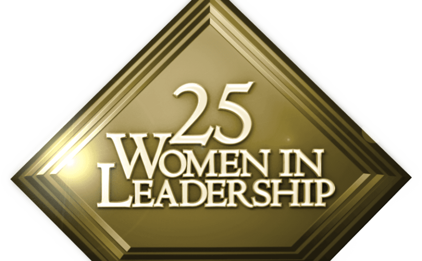 25 Women in Leadership Logo WEEK
