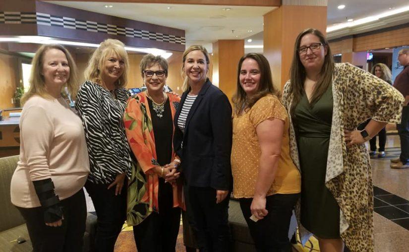 Pat Drake, WEEK 25 Women of Leadership Award Recipient