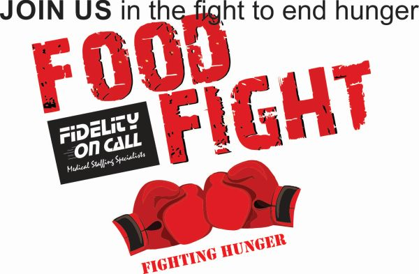 Fidelity On Call Food Fight to End Hunger