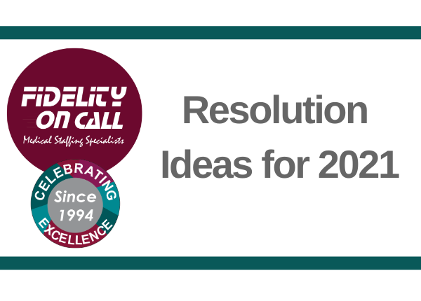 Resolution ideas for 2021